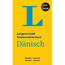 Langenscheidt Taschenwörterbuch Dänisch - Buch mit Online-Anbindung: Dänisch-Deutsch/Deutsch-Dänisch (Langenscheidt Taschenwörterbücher)