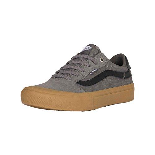 Vans Style 112 Pro -Holidays 2017-(VA347XDMU) - Pewter/gum - 8 (Schuhe Retro Herren Classic Leather)