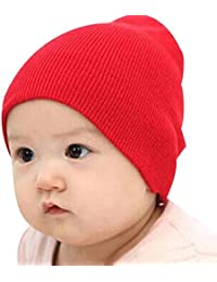 Koly® Bebé Beanie Sombrero - Niños Gorra de invierno cálido