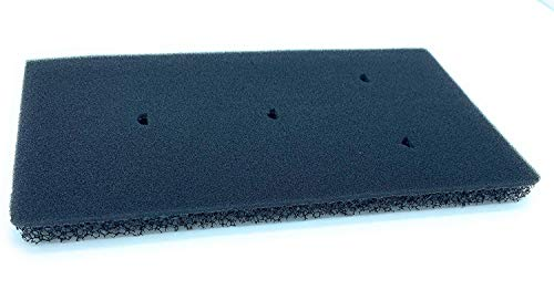 Filtro HX 481010716911, in spugna, filtro base, per asciugatrice Bauknecht, Privileg, Whirlpool 8015250474909