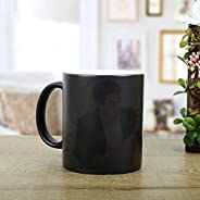 D&Y Color Changing Magic Photo Mug - Personalized With P