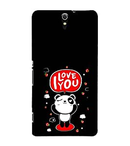 PrintVisa Trendy Lovely 3D Hard Polycarbonate Designer Back Case Cover for Sony Xperia C5 Ultra Dual :: Sony Xperia C5 E5533 E5563