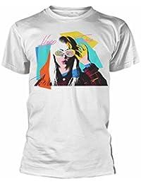 Paramore Herren T-Shirt Hard Times weiß