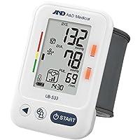 A&D Medical UB-533 Tensiómetro digital de muñeca, detección de pulso arrítmico, validado