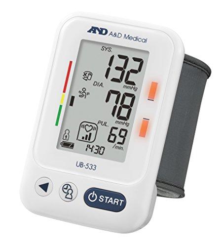 A&D Medical UB-533 Tensiómetro digital de muñeca