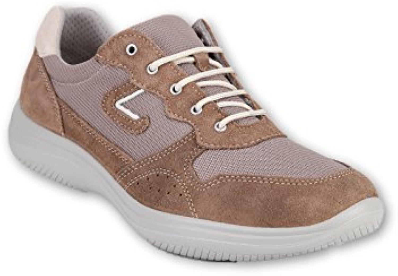 Grisport Zapatillas de Lona Para Hombre Vesuvio 1.2/1.4 Taupe