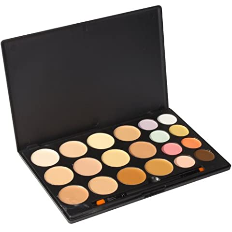 TOOGOO(R) Professional Cosmetics Makeup 20 Color Concealer Camouflage Palette