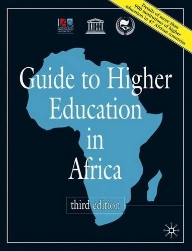 The Guide to Higher Education in Africa
