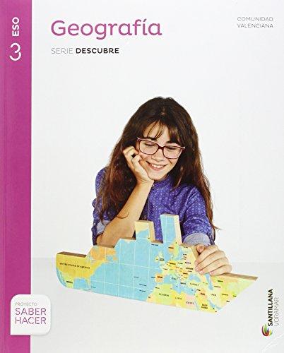 Geografia serie descubre 3 eso saber hacer