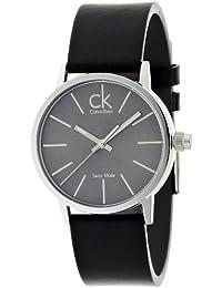 Calvin Klein Postminimal Leather K7622207- Orologio da uomo
