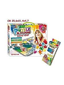 Teorema Juguetes-Puzzle de Colorear para Vacaciones,, 3.te64796