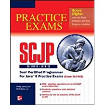 [OCP Java SE 6 Programmer Practice Exams: (Exam 310-065)] (By: Bert Bates) [published: December, 2010]