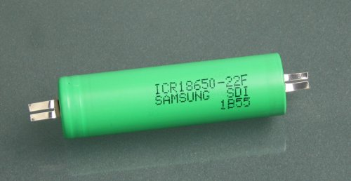 Ersatz-Akku 18650 li-ion für Bosch ISIO Gras- und Strauchschere 3,6 Volt.