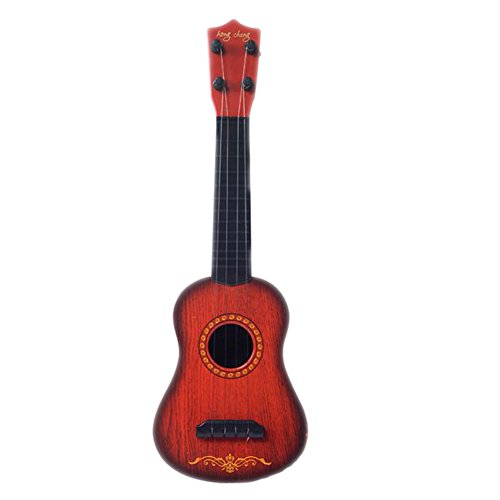 Toy Guitar Ukulele mit Sounds mit lebendigen Sounds Kids Pädagogischen Spielzeug