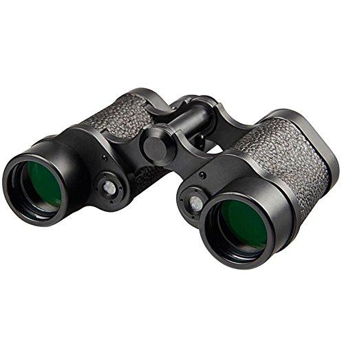 BBDM Grandangolare portatile HD basso leggero livello visione notturna binocolo 8x30