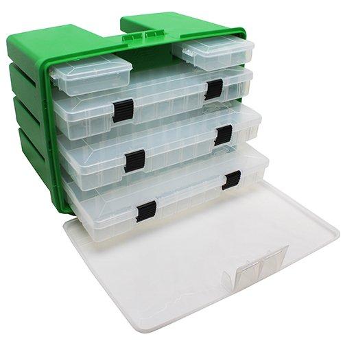 Plano Portable Rack Organizer, Grün Utility-organizer-box