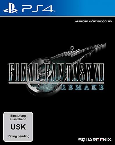 Final Fantasy VII HD Remake [Playstation 4]