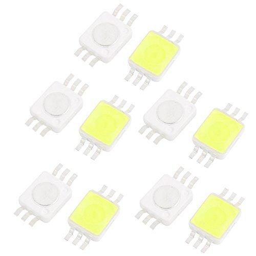 Preisvergleich Produktbild 10 stuks zuiver wit licht SMD 9280 LED-lamp kraal chip 3.0-3.6V 350mA 1W