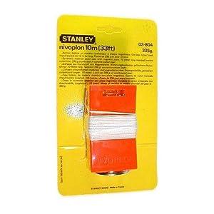 Stanley 0-03-804 Tiralíneas Con burbuja 360º 10mx335g