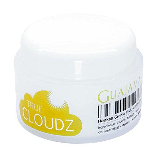 True Cloudz Guajava Hookah Creme 75g Shisha