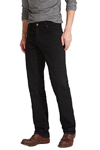 Wrangler Men's Texas Stretch Straight Jeans