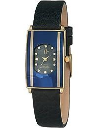 Excellanc Damen-Armbanduhr Analog Quarz verschiedene Materialien 195403000001