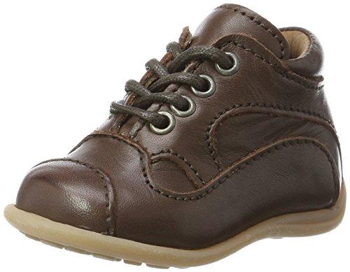 Bisgaard Unisex Baby Lauflernschuhe Sneaker, Braun (60 Brown), 23 EU
