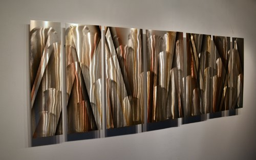 vanishing-point-moderno-abstracto-metal-cuadro-escultura-trabajo-painting-home-decor