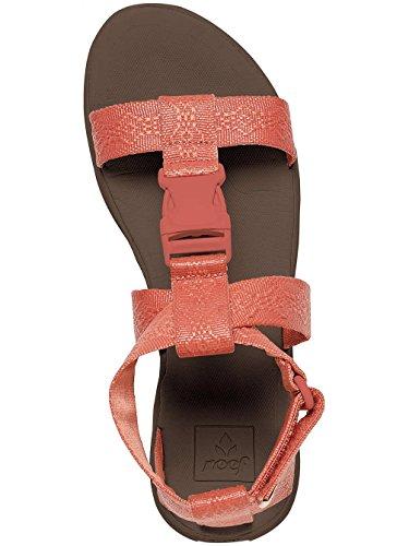 Reef Damen Rover Xt Sandalen mit Knöchelriemen Rosa (Blush)