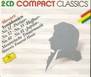 Mozart-Sym.31-32-35-40-41-Mus.Funebre Maconnique-K.Bohm-Opb-