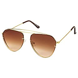 Danny Daze Aviator Sunglass (Golden)(D-3333-C5)