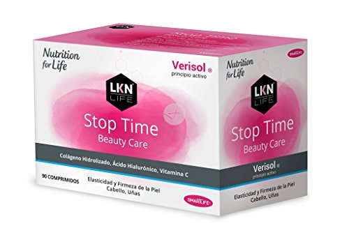 STOP TIME BEAUTY CARE COLAGENO LKN LIFE 90 COMPRIMIDOS