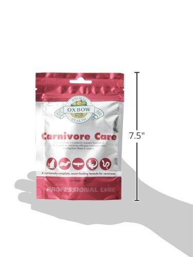 Oxbow Animal Health Critical Care, Carnivore, 70 Gram Bag 5