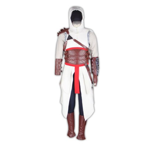 Preisvergleich Produktbild Dream2Reality Assassin's Creed Cosplay Kostuem - Assassin Outfit 1st Ver XXX-Large