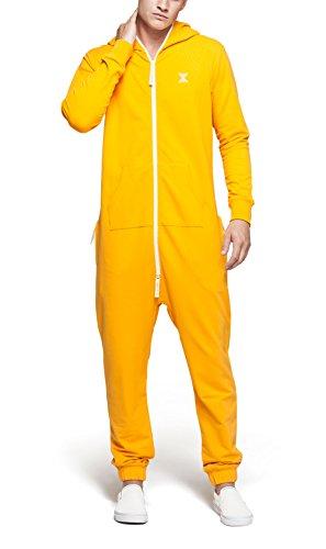 OnePiece Unisex Jumpsuit Original, (Orange), 38 (Herstellergröße: M) - 5