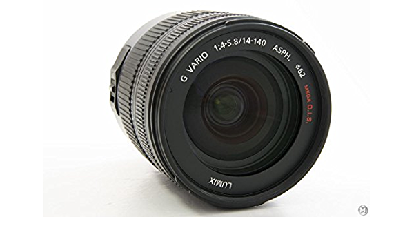 Panasonic 14 140 Mm F 4 0 5 8 Lumix G Vario Hd Ois Camera Photo