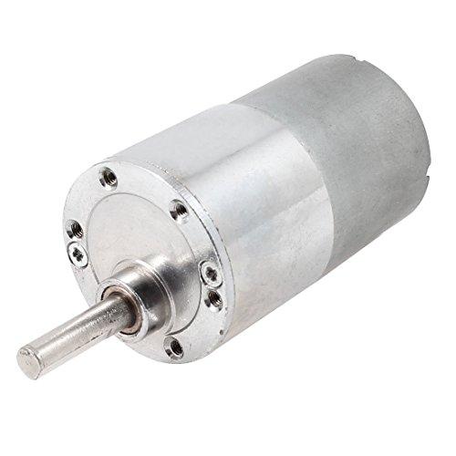 DC 6-24V 6mm Welle 14-28RPM Output Speed ??Reducer Elektro-Getriebemotor -