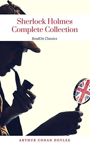 Sherlock Holmes: The Complete Collection (ReadOn Classics) (English Edition) por Arthur Conan Doyle