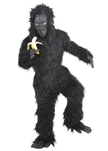 Kindergröße Gorilla Kostüm (Fake Pelz Kostüm)