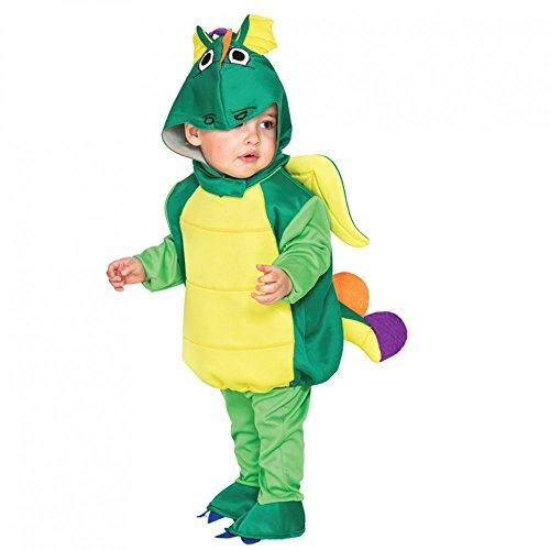 Fyasa 706489-t00Little disfraz de dragón, pequeño