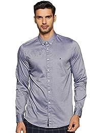 8ef632a29 Tommy Hilfiger Men s Shirts Online  Buy Tommy Hilfiger Men s Shirts ...