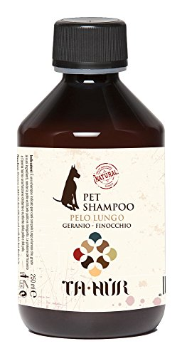PELO LUNGO - SHAMPOO PER CANI - PET SHAMPOO - NATURALE 250 ML