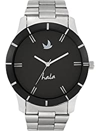 Hala Silver Watch - Men