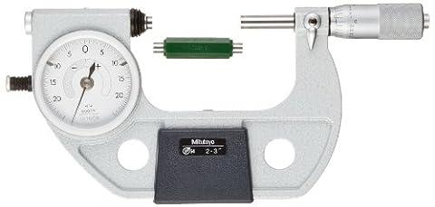 Mitutoyo 510-133 Series 510 Indicating Micrometre, 2