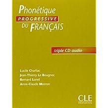 PHONÉT PROGRESSIV FRANÇA(9782090322736) (Grammaire)