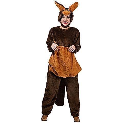 Limit Sport - Disfraz de canguro para adultos, talla S (MA715)