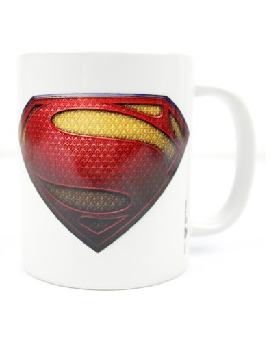 Unisex-Adulte - Official - Man Of Steel - Gobelet