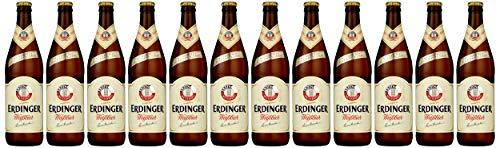 Erdinger Hefe Beer, 12 x 500 ml