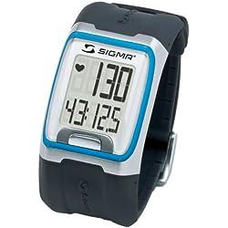 Sigma Heart Rate Monitor PC 3.11 Pulsómetro, Unisex_Adulto, Azul