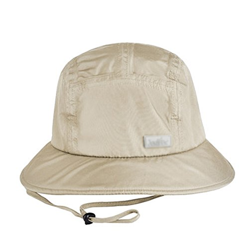 Casquettes HUO Chapeau mâle Chapeau de Soleil d'été imperméable à séchage Rapide Chapeau de Soleil Hommes modèles Bassin Chapeau pêcheur Chapeau Plian